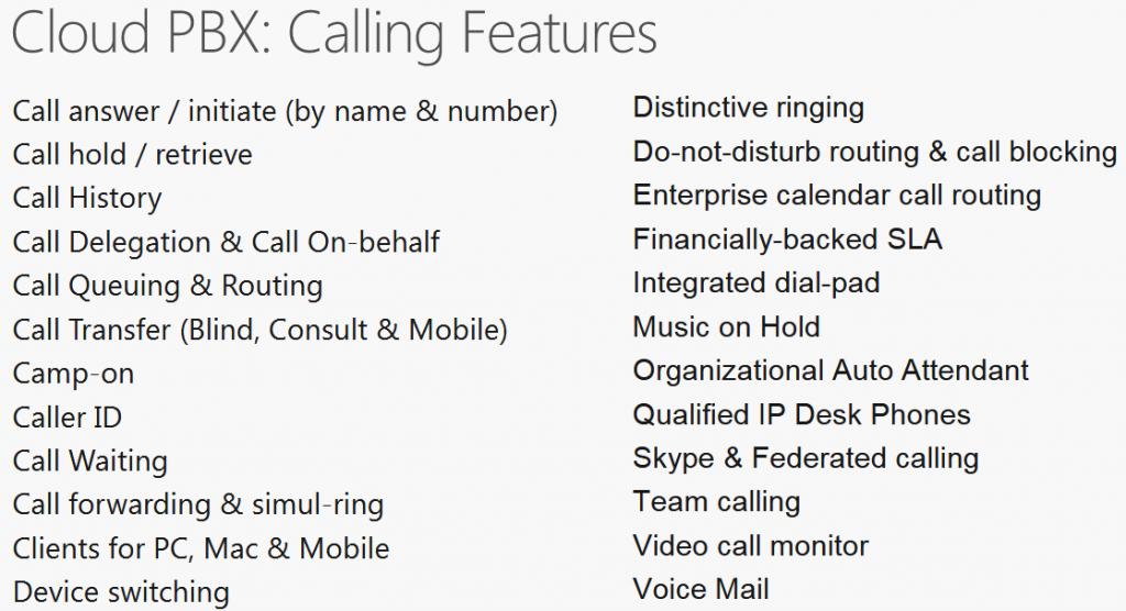 openscape cloud features