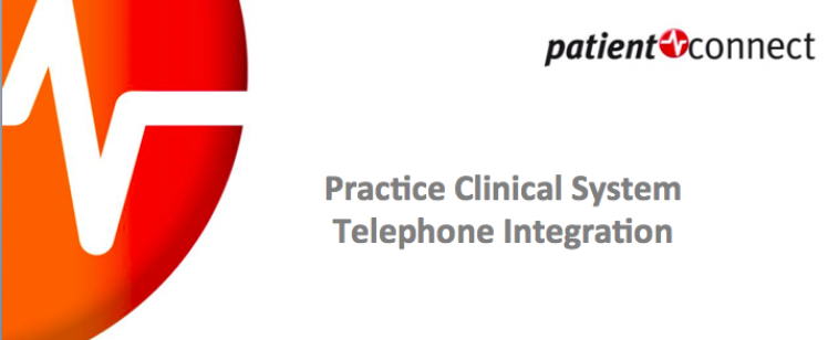 The communication management system for GP Practices