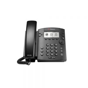 Polycom VVX 300 Series Business Media VoIP Handset