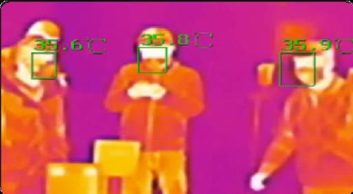 safe temperature scan